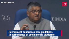Govt sets strict guidelines for social media, OTT platforms: Key highlights