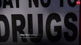 'Health for justice, justice for health': International day against drug abuse and illicit trafficking