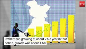 India's GDP growth overestimated by 2.5%, says former chief economic advisor