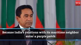 Maldives may scrap ocean deal with China in relief to India