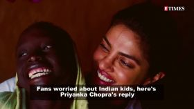Priyanka Chopra's reply to fans worried about 'Indian kids' after watching her pics from Ethiopia
