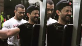 Watch: Hrithik Roshan's incredible journey post his ankle injury